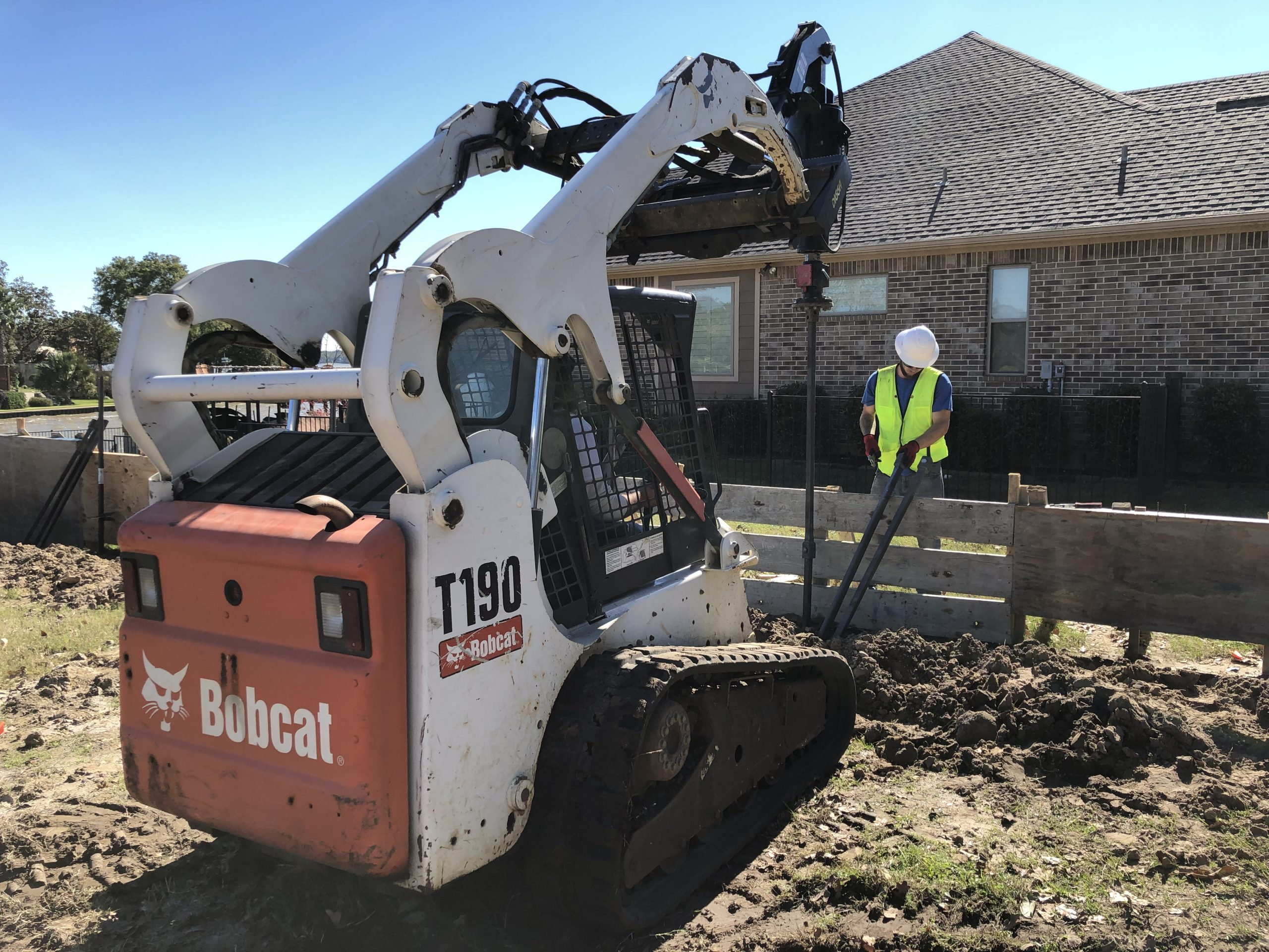 helical pier installation new construction screw piles residential commercial shreveport louisiana best companies near me services 5